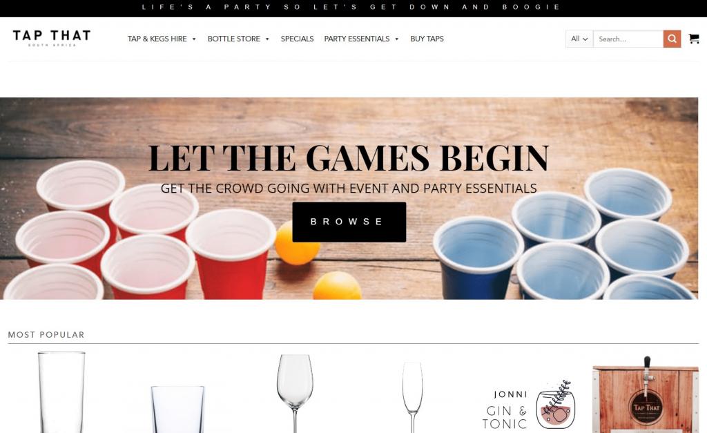 Ecomm Web Development