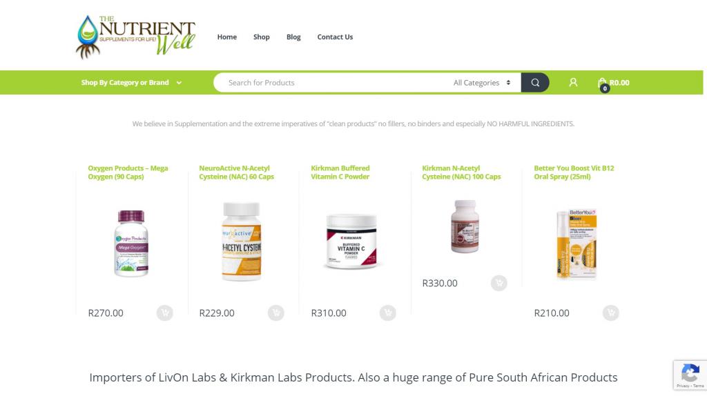 Web Design Online Shopping
